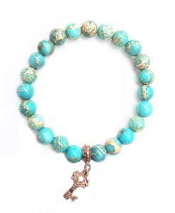 Key Blue Jasper