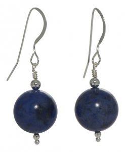 Gemstone Blessing Earrings