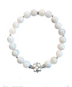 Moonstone Be Present Bracelet