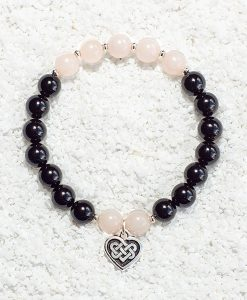 WM ROSE QUARTZ ONYX