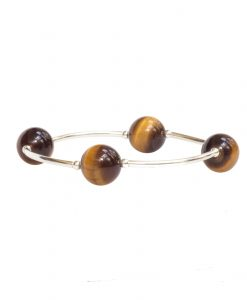 Tiger's Eye Blessing Bracelet